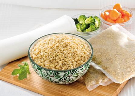 quinoa precocida