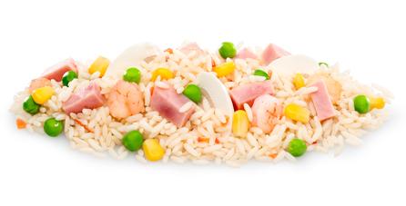 arroz 5 delicias congelado