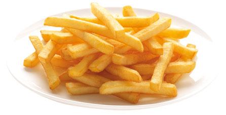 patata frita clasica congelada