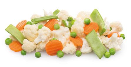 menestra de verduras 4 componentes