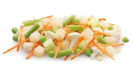 mezcla verduras sopa