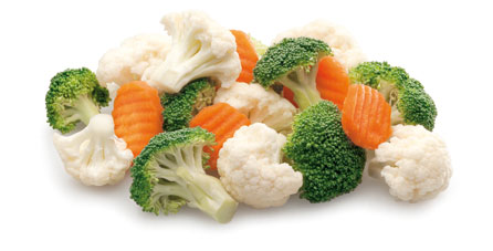 mezcla kaiser de verduras