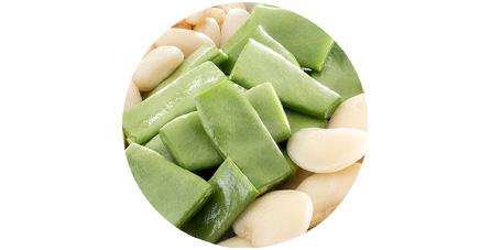 verduras congeladas para paella